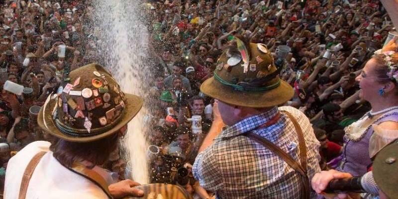 Fiesta Nac. de la Cerveza – Oktoberfest Argentina